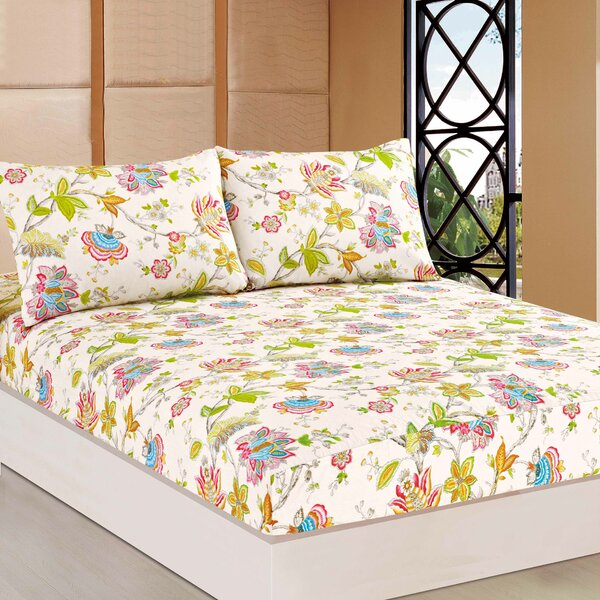 Sprague-Story 1000 Thread Count 100% Fitted Sheet Set by August Grove